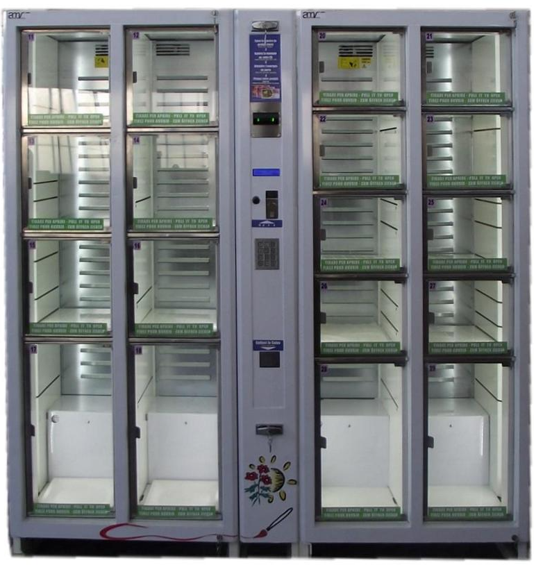 Blomsterautomaten.dk – Flowerbox med ekstraenhed: 16-20 rum