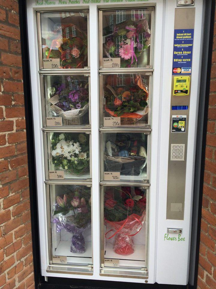 Blomsterautomaten.dk_Tromborg Blomster_Sundvej_Horsens_1