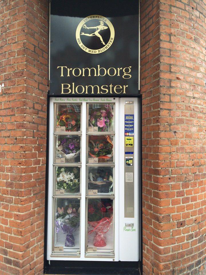 Blomsterautomaten.dk_Tromborg Blomster_Sundvej_Horsens_2