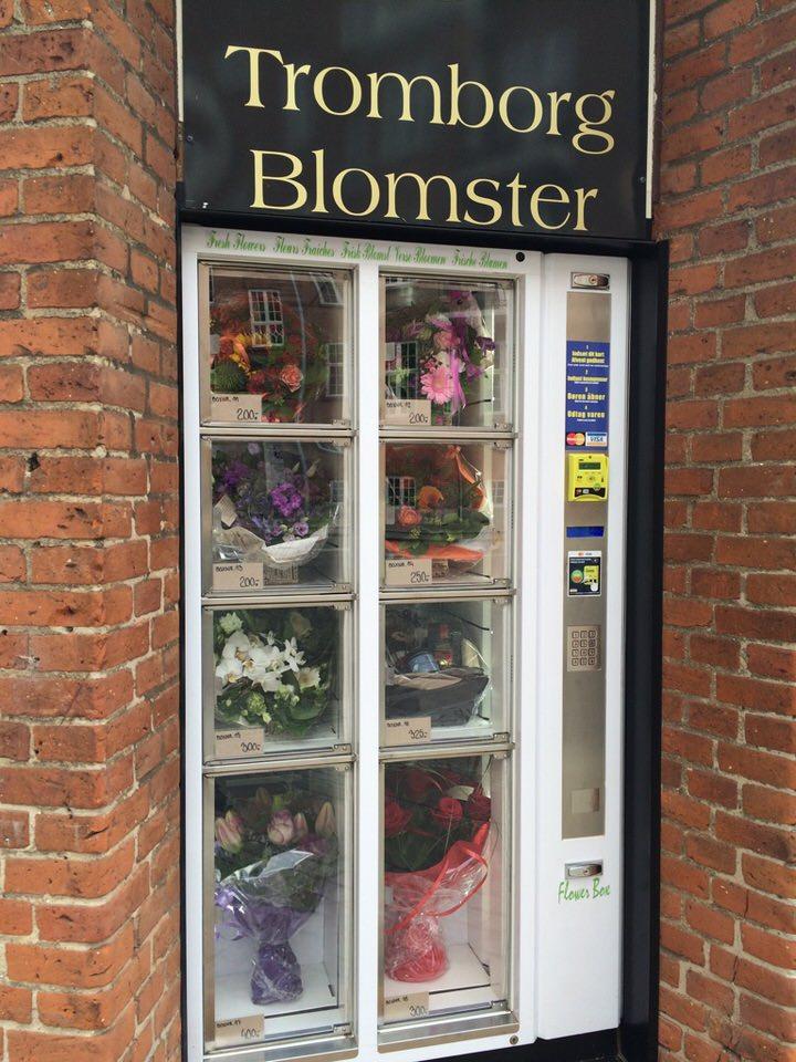 Blomsterautomaten.dk_Tromborg Blomster_Sundvej_Horsens_3